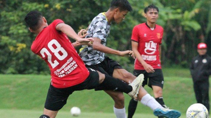 Semen PadangTC di Yogyakarta, Menang 4-0 Saat Uji CobaLawan FC UNY