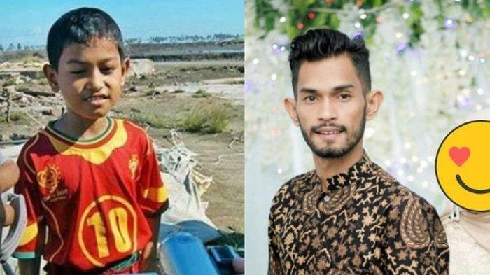 Martunis Si Anak Angkat Cristiano Ronaldo, Kini Melamar Pujaan Hatinya Gadis Aceh