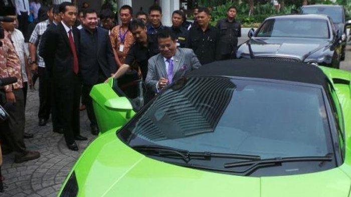 Hotman Paris Sebut Hoaks, Kabar tentang Rumah dan Lamborghini Miliknya Kebanjiran
