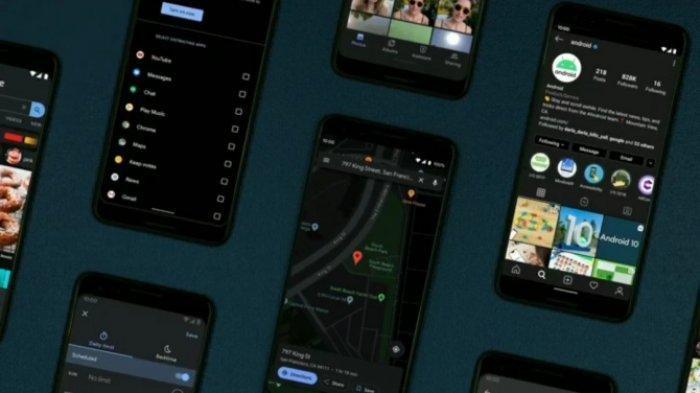 Bisa Hemat Baterai, Ini Cara Mudah Aktifkan Dark Mode di WhatsApp, Instagram, Facebook & Youtube