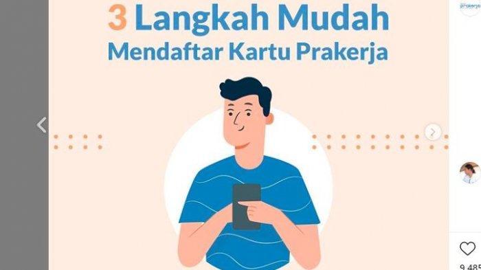 Cek Pendaftaran Kartu Prakerja Gelombang 16 di www.prakerja.go.id, Kuota Hanya 300 Ribu