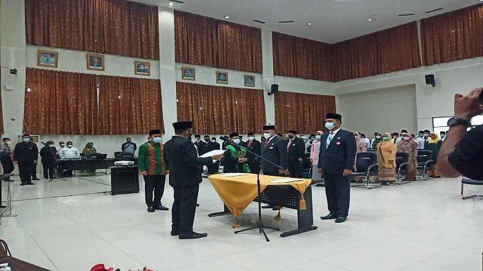 Daftar Pejabat Eselon II Pemko Padang Dilantik, Hendri Septa Sebut Tertunda Setahun karena Pilkada