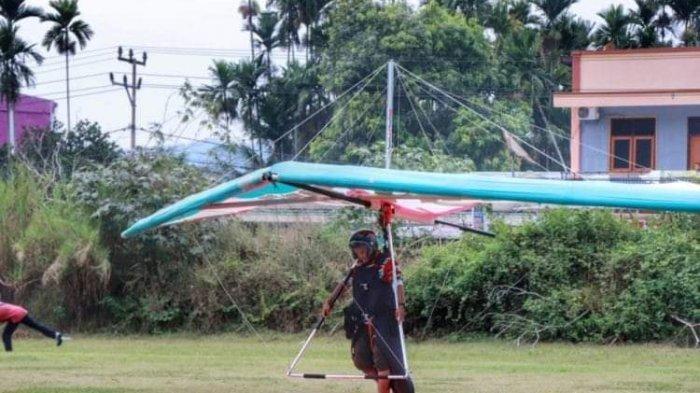 Pertandingan Pertamadi PON Papua 2021, Cabor Gantole Sumbar Unggul dari Kontingen Lain