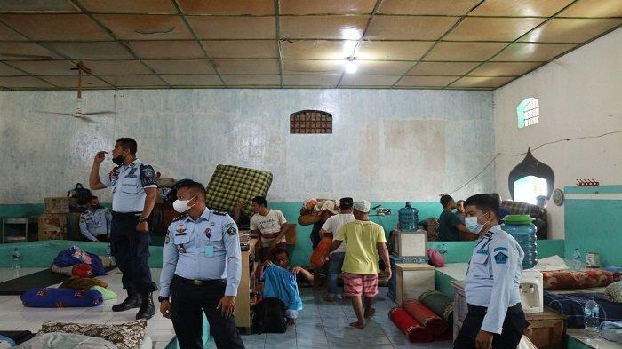 Lapas Padang Antisipasi Terjadi Insiden Seperti di Lapas Tangerang, Giatkan Patroli ke Seluruh Area
