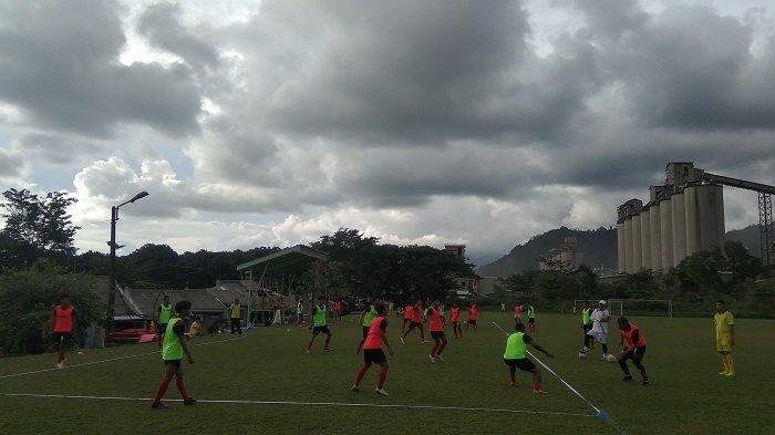 Semen Padang FC Gelar Latihan Bersama PSPS Riau, Bisa Nonton di Goplay, Segini Harga Tiketnya