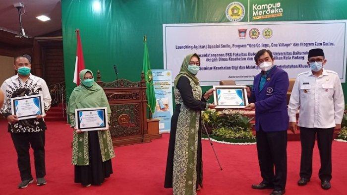 Universitas Baiturrahmah Hadirkan 'Special Smile', Layanan Kesehatan Mulut & Gigi untuk Difabel