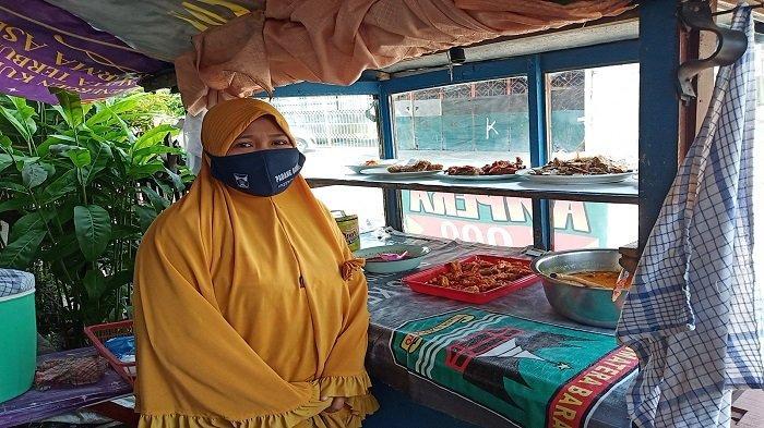 Kisah Laura Yusteti Jual Nasi Ampera Rp 5 Ribu, Satu Hari Terjual Ratusan Porsi