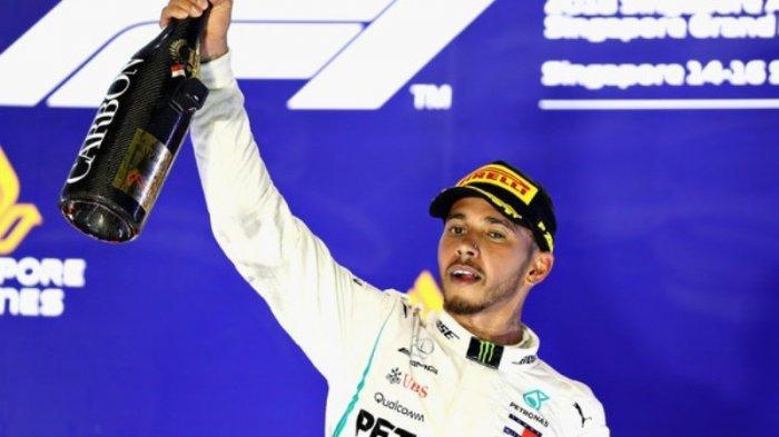 Lewis Hamilton Tak Terbendung Juara F1 GP Bahrain 2020, Sejumlah Insiden Terjadi Sejak Lap Pertama