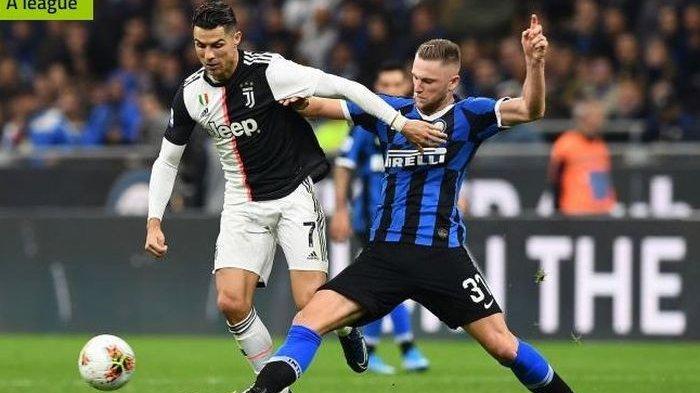 Inter Milan Depak Juventus dari Puncak Klasemen Sementara, Seusai Kalahkan SPAL 2-1