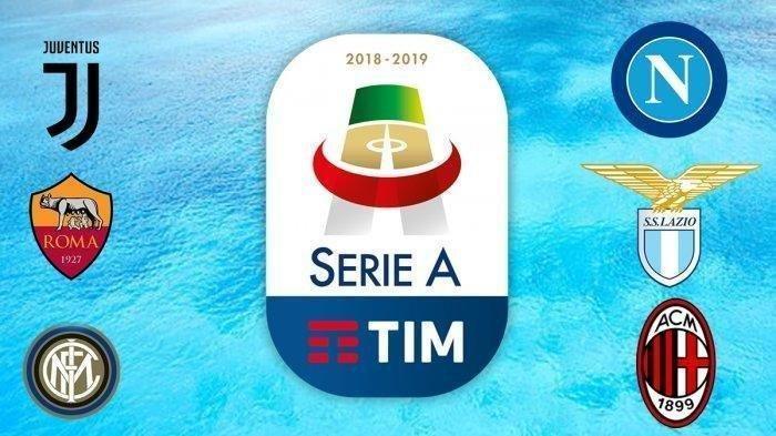 Jadwal Liga ItaliaHari Ini,Inter Milan vs AC Milan Pukul 23.00 WIB, Diakhiri Crotone vs Juventus