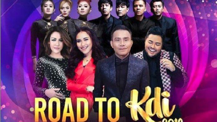 Link Live Streaming MNC TV Konser Road To KDI 2019 Malam Ini, Ada Judika hingga Ayu Ting Ting