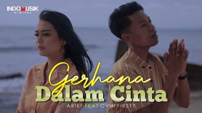 Lirik Lagu Gerhana Dalam Cinta - Arief dan Ovhi Firsty: Lama Ku Simpan Cinta Ini
