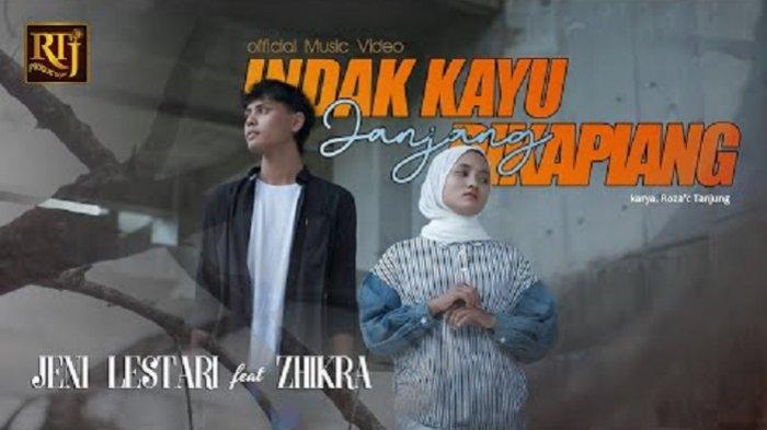 Lirik Lagu Minang Indak Kayu Janjang Dikapiang - Jeni Lestari feat Zhikra