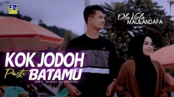 Chord Lagu Minang Kok Jodoh Pasti Batamu - Maulandafa feat Ola Viola, Kunci Dasar Am