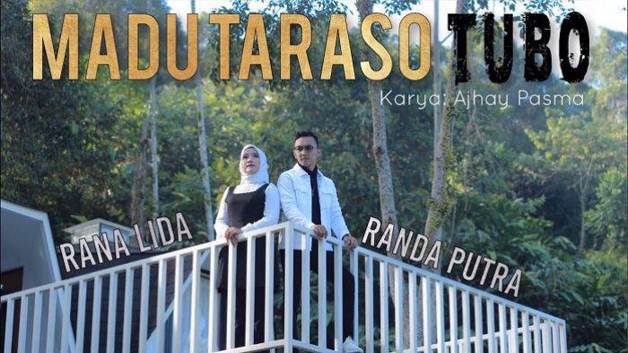 Chord Lagu Minang Madu Taraso Tubo - Randa Putra feat Rana LIDA