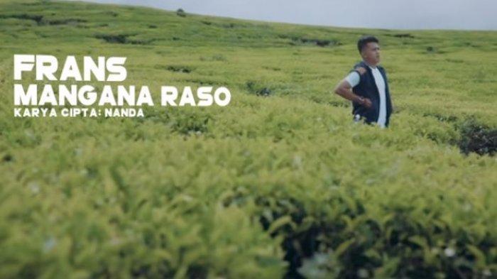 Lirik Lagu Minang Mangana Raso - Frans: Ingek-ingeklah Oh Sayang