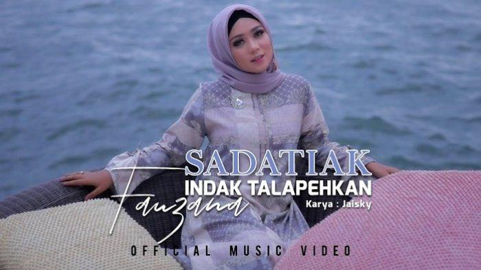 Chord Lagu Minang Sadatiak Indak Talapehkan - Fauzana
