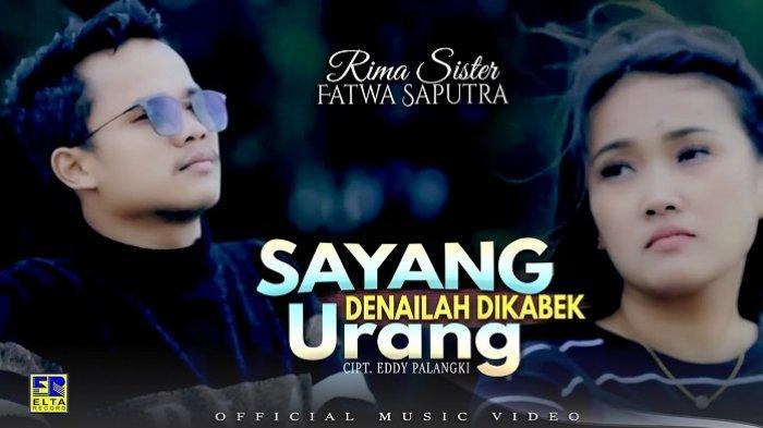 Chord Lagu Minang Sayang Denai Lah Dikabek Urang - Rima Sister feat Fatwa Saputra
