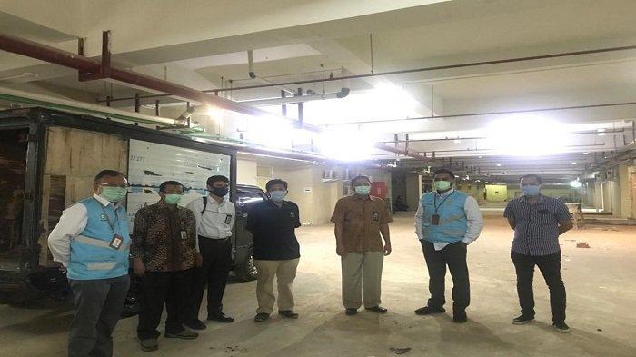 PLN UP3 Padang Pastikan Pasokan Listrik di RS Universitas Andalas, RS Rujukan Covid-19