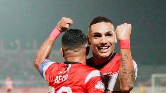 Live Streaming Piala Menpora 2021 di Indosiar Madura United vs PSS Sleman, Selasa (23/3/2021) Sore