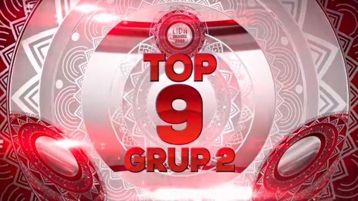 Daftar Pembagian Grup Top 9 LIDA 2020: Aco Peserta Pertama Tersenggol, Siapa yang Lolos ke Top 6?