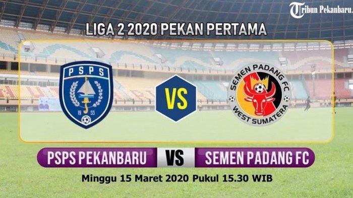 Hasil Liga 2 PSPS Riau Vs Semen Padang FC, Petaka Kabau Sirah Berawal dari Tendangan Fani Aulia