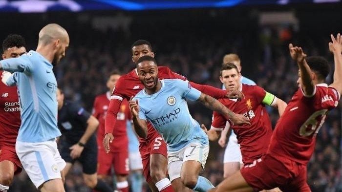LIVE STREAMING - Saksikan Liverpool Kontra Manchester City di Stadion Wembley, Minggu 4 Agustus