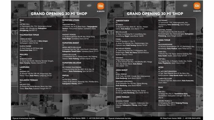 Lokasi Mi Shop