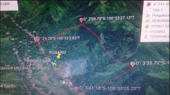 Hari ke-3 Pencarian Orang Hilang Hendak Ziarah di 50 Kota, Petugas Perluas Area dan Sisiri Hutan