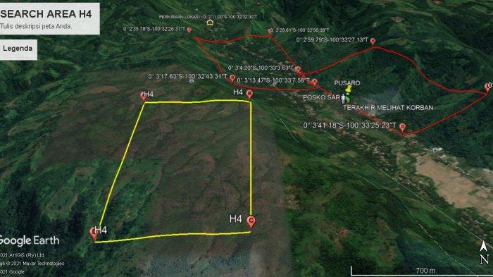 4 Hari Dicari, Warga Riau yang Hilang saat Ziarah Kubur di Limapuluh Kota Belum Ditemukan