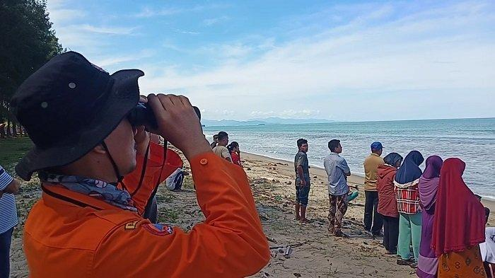 Korban Tenggelam di Pantai Padang Pariaman Punya Optik di Bangkinang & Kuliah di ARO Padang