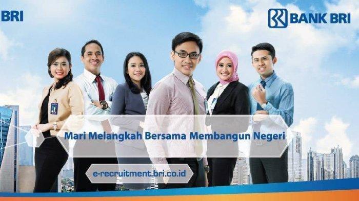 Pendaftaran Lowongan Kerja BRI Ditutup Pada 10 September 2020, Cek Syarat Pendaftarannya