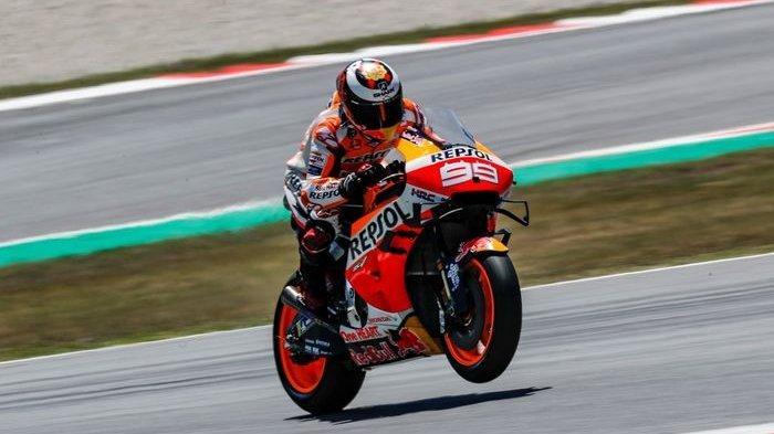 Jorge Lorenzo Menjadi Penyebab 3 Pebalap Mengalami Crash Beruntun di Tikungan 10 Lap Kedua MotoGP