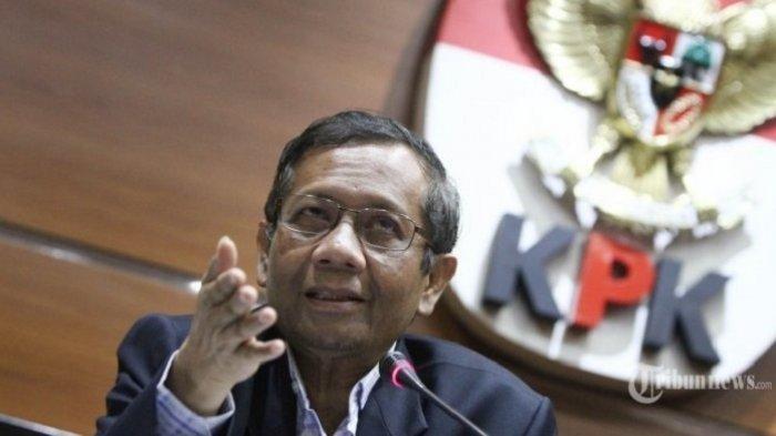 Tanggapi Tuntutan BPN, Mahfud MD: Kalau Soal Curang, MK Tidak Langsung Menetapkan Pemenang