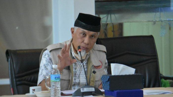 Kota Padang Terbanyak Positif Covid-19 di Sumbar, Wako Padang: Menunjukan Kecepatan Tracking