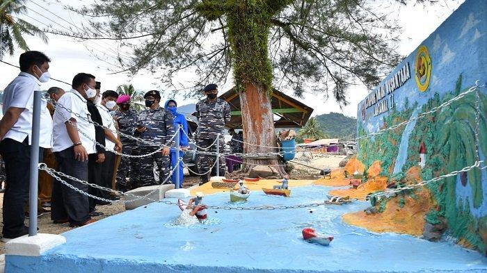 Dukung Program Rumah Pelangi KBN, Danlantamal Apresiasi PT Semen Padang
