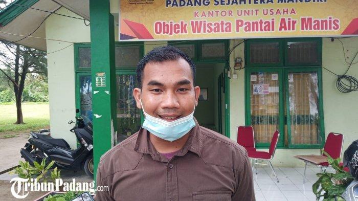 Promo Objek Wisata Pantai Air Manis Padang, Beli Karcis Masuk Dapat Masker Gratis
