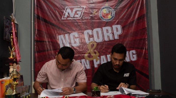 Semen Padang FC Dapat Sponsor Baru, CEO NG Corp: Saya Suka Makan Nasi Padang