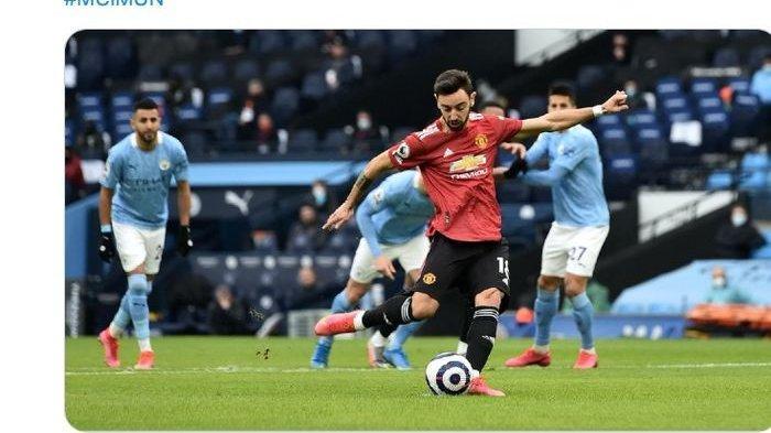 Rekor Manis Manchester United Setelah Libas Man City, Menang 3 Laga Beruntun di Etihad Stadium