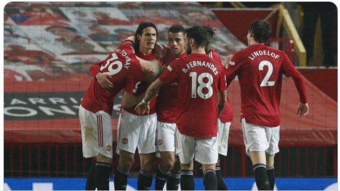 Cetak Gol Saat Manchester United Bantai Southhampton 9-0, Marcus Rashford Lewati Rekor Idolanya