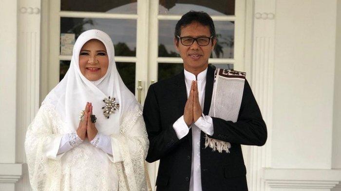 BREAKING NEWS: Mantan Gubernur Sumbar Irwan Prayitno dan Istri Positif Covid-19