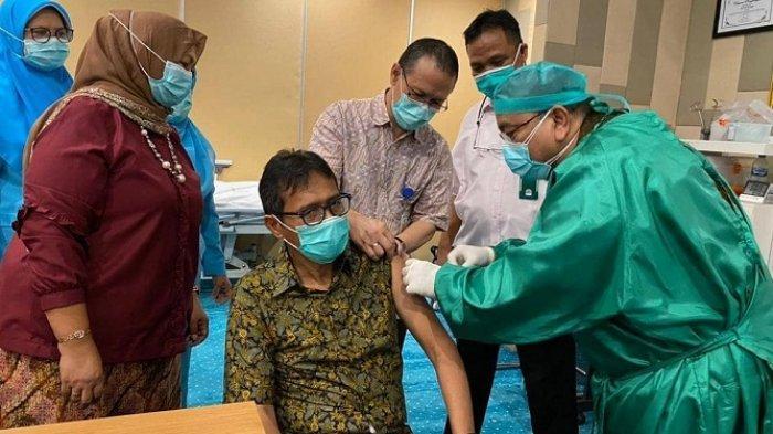 Irwan Prayitno dan Istri Positif Covid-19 Meski Sudah Divaksin, Ini Penjelasan Kadis Kesehatan