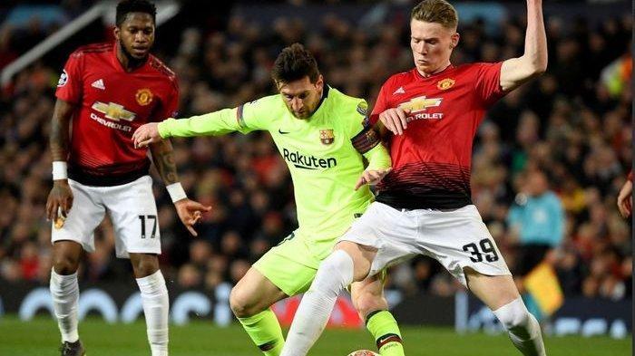 Scott McTominay Pulihkan Dukungan Fans terhadap Man United, Jadi Pembeda Laga Ajang Piala FA