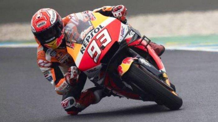 Marc Marquez Digadang-gadangkan Kembali Rebut Juara Dunia MotoGP, Diharapkan Pulih dari Cedera