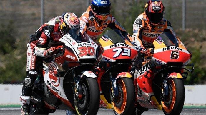 KLIK Live Streaming TV Online MotoGP Teruel 2020, Saksikan Tayangan di Trans7 & Usee TV