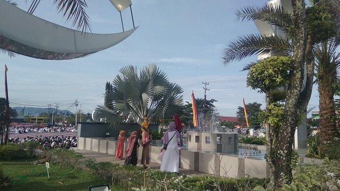 Masjid Baiturrahmah Kota Padang Lakukan Penyembelihan Hewan Kurban Besok
