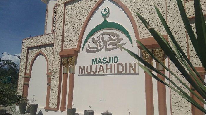 Masjid Mujahidin Kota Padang Lakukan I'tikaf, Momentum 10 Hari Terakhir Ramadahan 1442 H