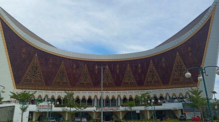 Masjid Raya Sumbar Tak Gelar Salat Idul Adha 2021, Pengurus: Ikuti Ketentuan PPKM Darurat Padang
