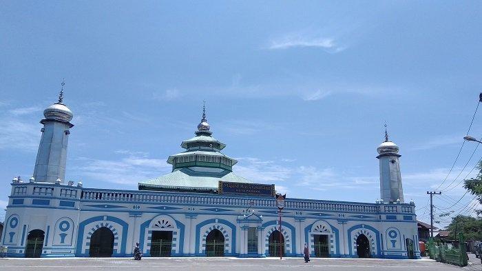 RIWAYAT Masjid Raya Ganting Kota Padang, Sejarah Mencatat Satu Tempat Persinggahan Presiden Soekarno