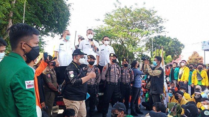 Update Satgas Covid-19 Apresiasi Aksi Demo Mahasiswa, Soal Penanganan Corona di Sumbar